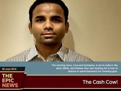 The news maybe short but it certainly is sweet! Parashar Kulkarni, assistant professor from #YaleNUSCollege #Singapore, becomes the first Indian in the world to win a #CommonwealthShortStory prize. He beats 4,000 entries and bags a cash prize of Euro 5,000.