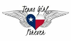 God has done so much for me in Texas I never want to forget where I come from and how God got me here. Texas bred, Texas dead.<3