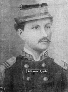 Alfonso Ugarte, uno de los héroes de la batalla de Arica. Bolivia, Baseball Cards, Movie Posters, Movies, War Of The Pacific, Anime Girl Drawings, Strength, Films, Film