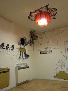 Superträne: Lost Drawings Anke Feuchtenberger