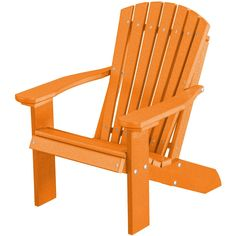 Get your child a custom colored Adirondack chair from Rocking Furniture. Wildridge Furniture offers this durable & moisture-resistant seat for your little one. Cedar Furniture, Outdoor Living Furniture, Kids Furniture, Rustic Furniture, Lounge Furniture, Office Furniture, Outdoor Chairs, Outdoor Lounge, Banks