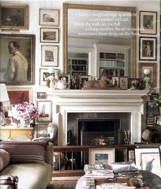 (via Pin by Lindajane Keefer on Style: English Country | Pinterest)