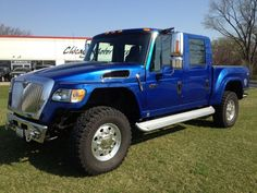 International MXT Pickup Truck | Makes : mxt international ...