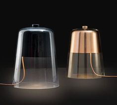 Semplice table lamp by Sam Hecht / Industrial Facility, for Oluce