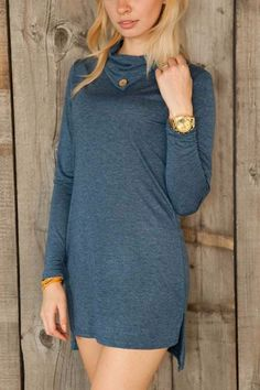 Cupshe After Party Casual Long Top