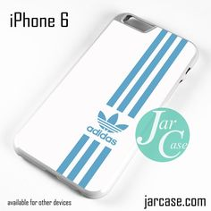 White Cloud Straight Adidas Phone case for iPhone 6 and other iPhone devices