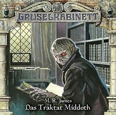 German audiobook cover for The Tractate Middoth