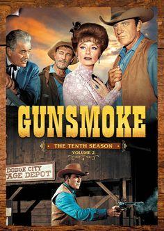 Gunsmoke: The Tenth Season Vol. 2