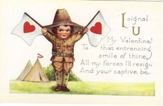 Army valentine saying