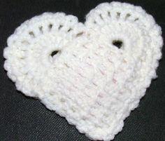 Crochet Heart - Large | Crochet Geek - Free Instructions and Patterns