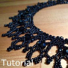 Hey, I found this really awesome Etsy listing at https://www.etsy.com/listing/161256539/glamour-necklace-beadwork