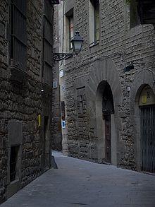 Barrio judío de Barcelona - Wikipedia, la enciclopedia libre