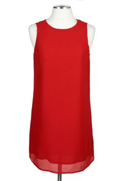 Ra Ra Red Dress — The Impeccable Pig Online Boutique