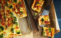 Savoury Baking, Food Pictures, Food Pics, Vegetable Pizza, Quiche, Cravings, Goodies, Food And Drink, Nutrition