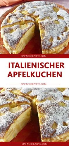 -- - Italian apple pie, Disfruta de esta Tarta de Coco junto a una rica infusión caliente Apfelkuchen vom Blech Tart Recipes, Cookie Recipes, Snack Recipes, Easy Smoothie Recipes, Easy Smoothies, Latin Food, Tostadas, Italian Desserts, Pumpkin Spice Cupcakes