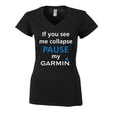 Sweatshop Women's Garmin Tee - T-Shirts - Clothing