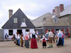 Fortress of Louisbourg National Historic Park - News - Bubblews