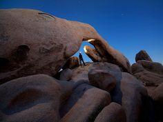 Arch Rock, Joshua Tree National Park  (Karin Eibenberger/ My Shot)
