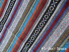 ♥Tribal ethnic fabric for Bag,Home decor,Tablecloth and Craft accessories.  Hand Woven cotton fabric with high quality. ♥ Measurements: Fabric Width : 59 inches (150 cms.) Fabric Length : 18 inches (45 cms.)  ♥ This listing price for half (1/2) yard size (150 x 45 cms.)  ♥ Fabric : cotton blended polyester (Hand wash cold and air dry is best)  ♥ Color of item maybe slightly difference from as you seen in computer depend on you monitor setting.  ♥ Payment : We accept Paypal only  ♥ Shipping…