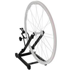 Bike Wheel Truing Stand Bicycle Wheel Maintenance CyclingDeal http://www.amazon.com/dp/B0083VC32Q/ref=cm_sw_r_pi_dp_.mzjub1AP3VNE