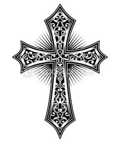 """Search result for """"maori cross tattoo"""" - Tattoos Tribal Cross Tattoos, Celtic Cross Tattoos, Cross Tattoo Designs, Cross Designs, Cruces Tattoo, Familie Symbol, Cross Drawing, Graffiti Tattoo, Jesus Tattoo"""