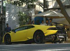 Lamborghini - Huracán 16'