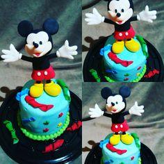 Mickey en Azúcar