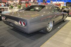 The Roadster Shop 1968 Dodge Charger is a Custom Classic at SEMA 2014
