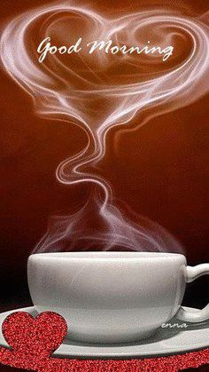 ❤️ ☕️ COFFEE. TIME!!! ☕️ Good morning....                                                                                                                                                                                 More