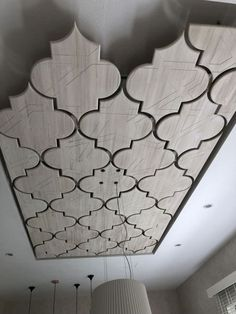 Beautiful Modern Ceiling Design You Are Looking For – Design and Decor Wooden Ceiling Design, Gypsum Ceiling Design, House Ceiling Design, Ceiling Design Living Room, Bedroom False Ceiling Design, Wooden Ceilings, Roof Design, Ceiling Decor, Wall Design