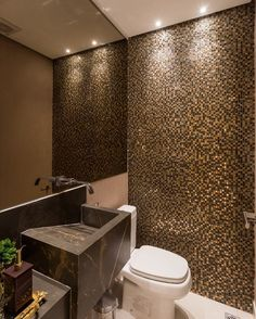 Solid Gold Bathroom Pinterest And