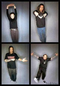 KORN New Bands, Great Bands, Rock Bands, Nu Metal, Heavy Metal, Ray Luzier, Rat Boy, Brian Head, Jonathan Davis