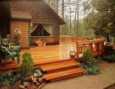 My dream home cabin