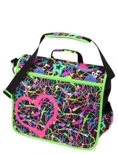 Cool Zebra Messenger Bag | Backpacks & School Supplies ...