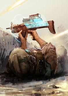 Exponerse al fuego enemigo es de maricas! #dibujo perdido