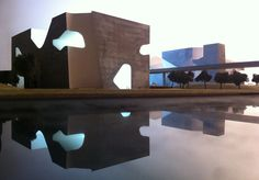 steven holl: tianjin ecocity ecology and planning museums