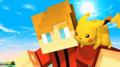 ♪ Minecraft Pokemon Music Video (Pixelmon) - Minecraft Parody of The Fir...