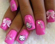 maquillaje belleza peinados uas lindas caricaturas uas francesas uas rosas ultimas tendencias manicura francesa