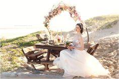 Beach Look, Something Blue, Pantone Color, Bridal Style, Coastal, Bloom, Glamour, Romantic, Style Inspiration