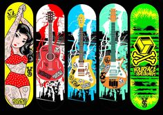 Ratónes Art: decks