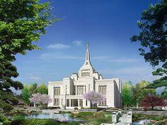 Sapporo Japan LDS Temple