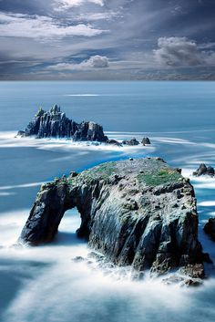 Lands End Cornwall, England