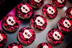 Monster High 8 Birthday Party via Idéias do partido de Kara |. Kara'sPartyIdeas com # monstro # alta # birthday party (23)