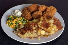 Crash hot potatoes | Veganotic Crash Hot Potatoes, Korn, Cauliflower, Vegan Recipes, Milk, Eggs, Vegetables, Cauliflowers, Egg