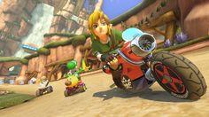 Mario Kart 8 DLC Detailed, First Screenshots | Entertainment Buddha