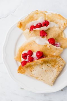 The best vegan crepes recipe you ever need to know! Eggless crepes are easy to make – let me show you how to make this vegan recipe at home! #crepes #recipe #vegan #best #eggless