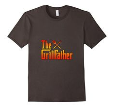 The Grillfather. ALL SIZES. DIFFERENT COLORS. FREE PRIME SHIPPING. the grillfather apron, grillfather, grill father, bbq tee shirts, bbq shirt, bbq t shirt, i love bbq shirt, t shirts bbq, funny bbq shirts, t shirt funny i love bbq, bbq smoking shirt, bbq