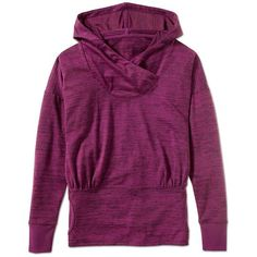 Hooded Batwing And Robin Top | Athleta