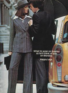 70s working girl ~ LynnSteward.com