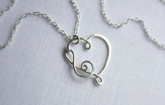 I Have Music in My Heart Necklace by wirewrap on Etsy : who has Lindsay? @Adam N Sarah Luke @Jan Barnes @Alison Parson